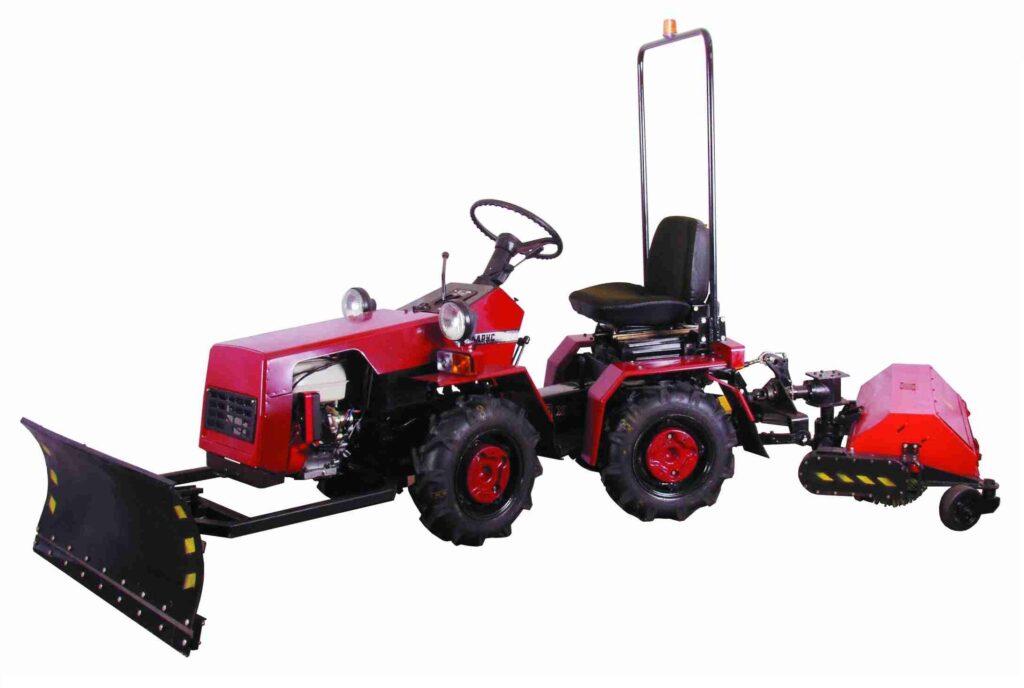 Мини трактор МТЗ-132Н